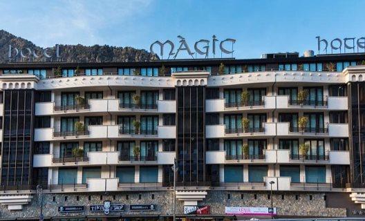 Hotel Mágic Andorra