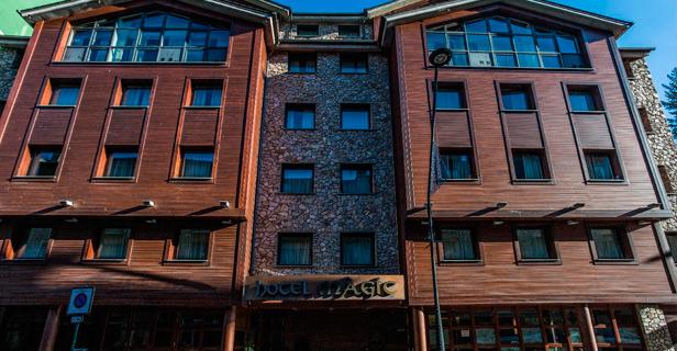 Hotel Mágic La Massana