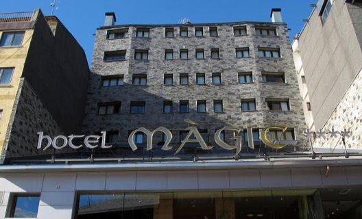 Hotel Mágic Pas