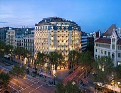 Hotel Majestic Barcelona & Spa