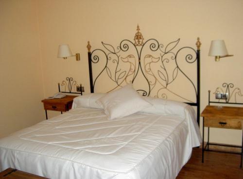 hotel la reserva de san leonardo de yague: