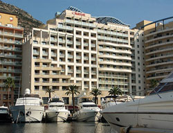 Hotel Marriott Cap D'ail