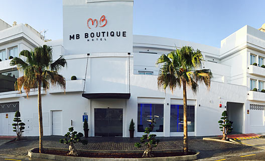 Hotel Mb Boutique Adults Only