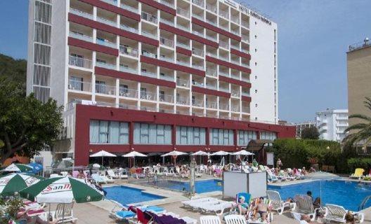 Hotel Medplaya Santa Mónica