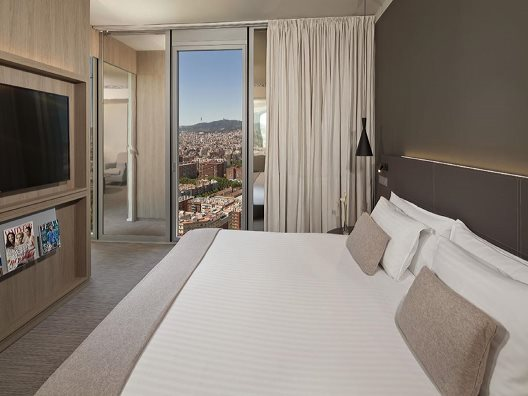 Hotel Meliá Barcelona Sky