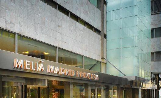 Hotel Melia Madrid Princesa