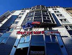 Hotel Mercure Austerlitz Bibliotheque
