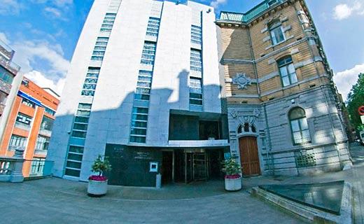 Hotel Mercure Bilbao Spa Jardines De Albia