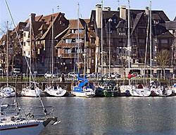 Hotel Mercure Deauville Du Yacht Club