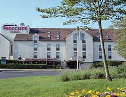 Hotel Mercure Marne La Vallée-lognes