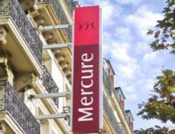 Hotel Mercure Paris Plaza Mirabeau
