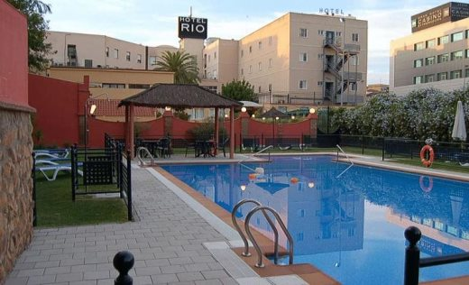 Hotel Mercure Río Badajoz