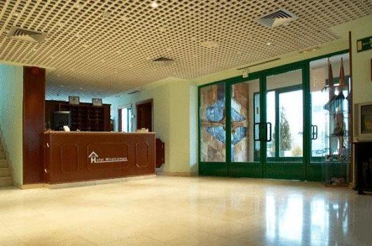hotel alcor guadalajara: