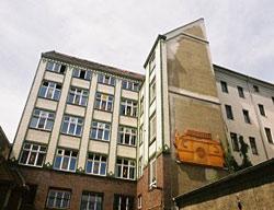 Hotel Mitte's Backpacker