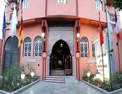 Hotel Moroccan House