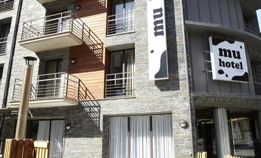 Hotel Mu Plaza Andorra