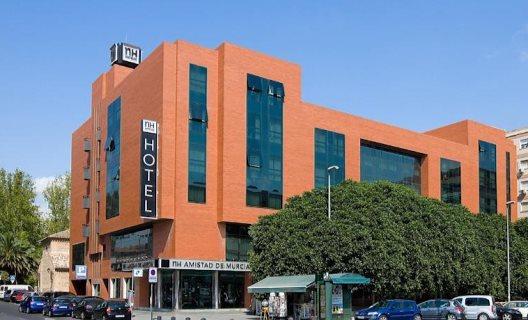 Hotel Nh Amistad Murcia