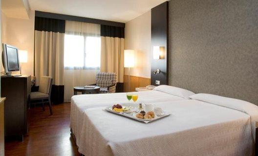 Hotel Nh Ciudad De Valencia