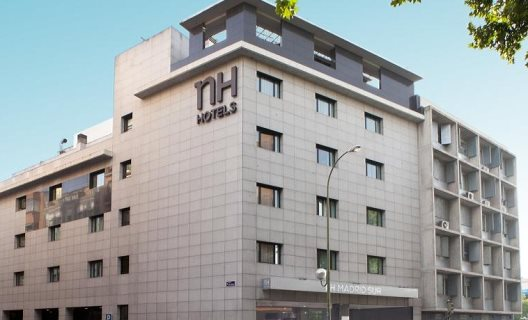 Hotel Nh Madrid Sur