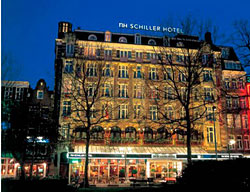 Hotel Nh Schiller