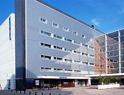 Hotel Novotel Cite Des Congres