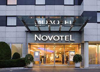 Hotel Novotel Duesseldorf City West  Dusseldorf
