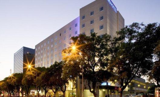 Hotel Novotel Sevilla Marques Del Nervion