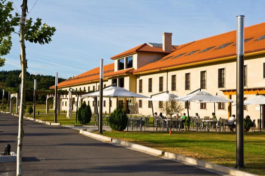 Hotel Oca Golf Balneario Augas Santas Golf - Panton - Lugo