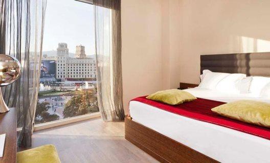 Hotel Olivia Plaza