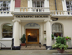 Hotel Olympic House
