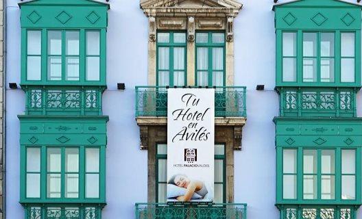 Hotel Palacio Valdés