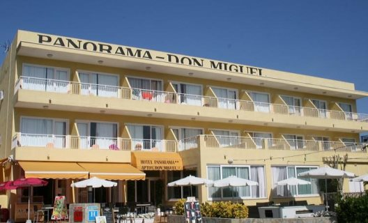 Hotel Panorama Golden Beach