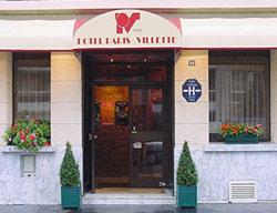 Hotel Paris Villette