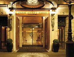 Hotel Park Hyatt Paris Vendome Park Deluxe