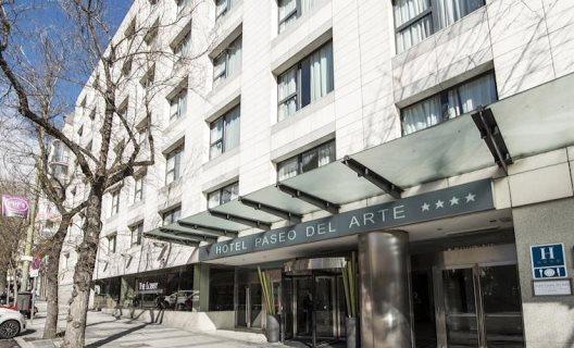 Hotel Paseo Del Arte