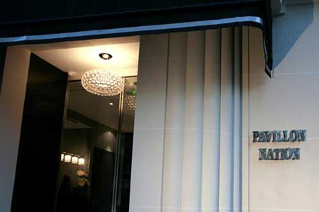 Hotel Pavillon Nation