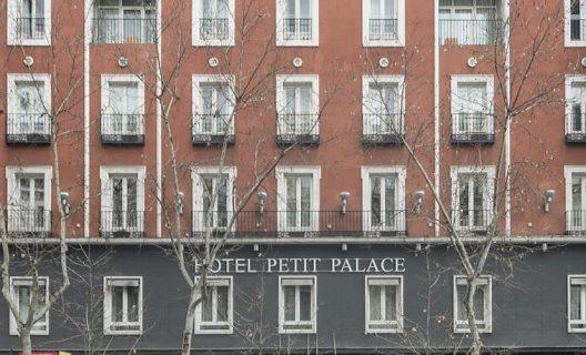 Hotel Petit Palace Embassy Serrano