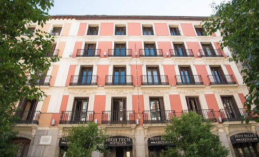 Hotel Petit Palace Ópera Madrid