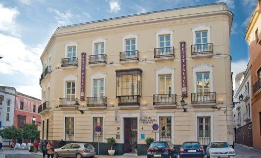 Hotel Petit Palace Santa Cruz