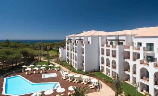 Hotel Pine Cliffs Ocean Suites A Luxury Collection Resort