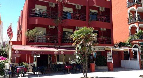 Hotel Playa San Cristobal