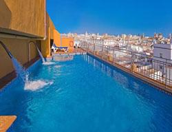 Hotel Playa Senator Cadiz Spa
