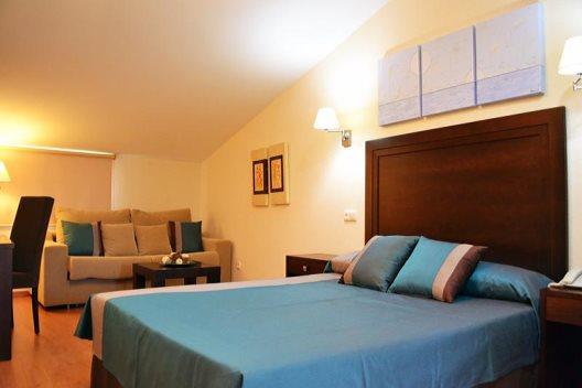 Hotel Plaza Arriate & Spa