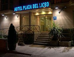 Hotel Plaza Del Liceo