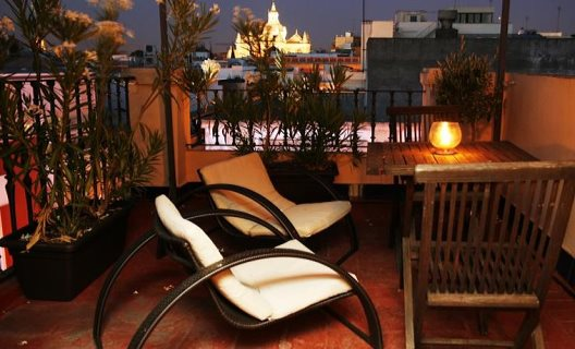 Hotel Plaza Sevilla