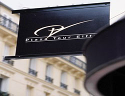 Hotel Plaza Tour Eiffel