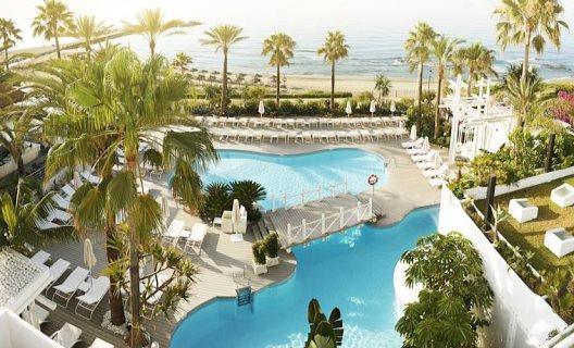 Hotel Puente Romano Beach Resort Spa Marbella