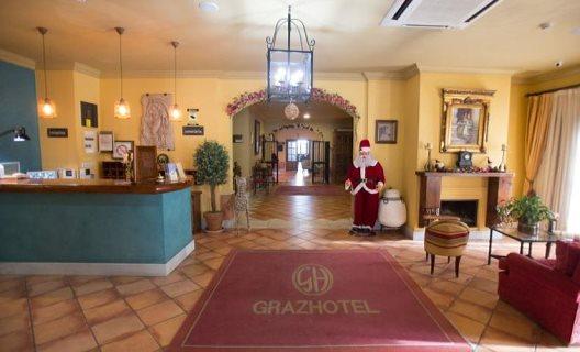 Hotel puerta de la villa grazalema c diz - Hotel puerta de la villa ...