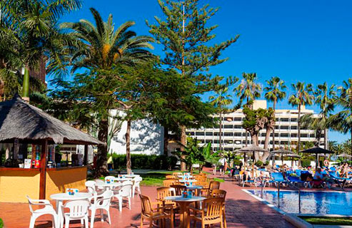 Hotel puerto resort by blue sea puerto de la cruz tenerife - Hotel blue sea puerto resort tenerife ...