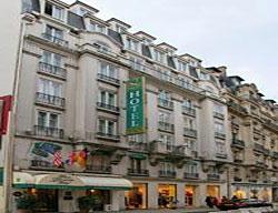 Hotel Quality Abaca Paris 15th
